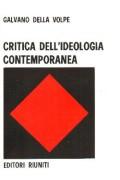 critica dell'ideologia contemporanea