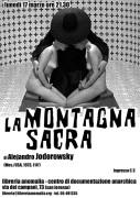 La montagna sacra di a. jodorowsky locandina film