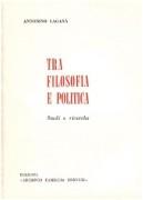 tra filosofia e politica