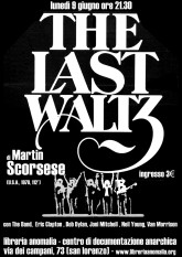 Last Waltz - locandina film