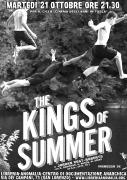 the kings of summer - locandina film