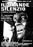 il grande silenzio - locandina film