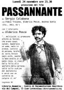passannante - locandina film