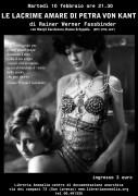 le lacrime amare di petra von kant - locandina film