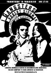 i gangsters - locandina proiezione