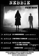 nebbie - locandina ciclo film noir