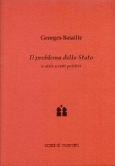 il problema della stato