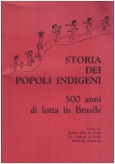 storia dei popoli indigeni. 500 anni di lotta in Brasile