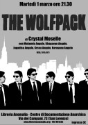 the wolpack, locandina proiezione