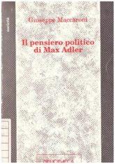 Il pensiero politico di Max Adler
