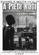 locandina documentario A piedi nudi