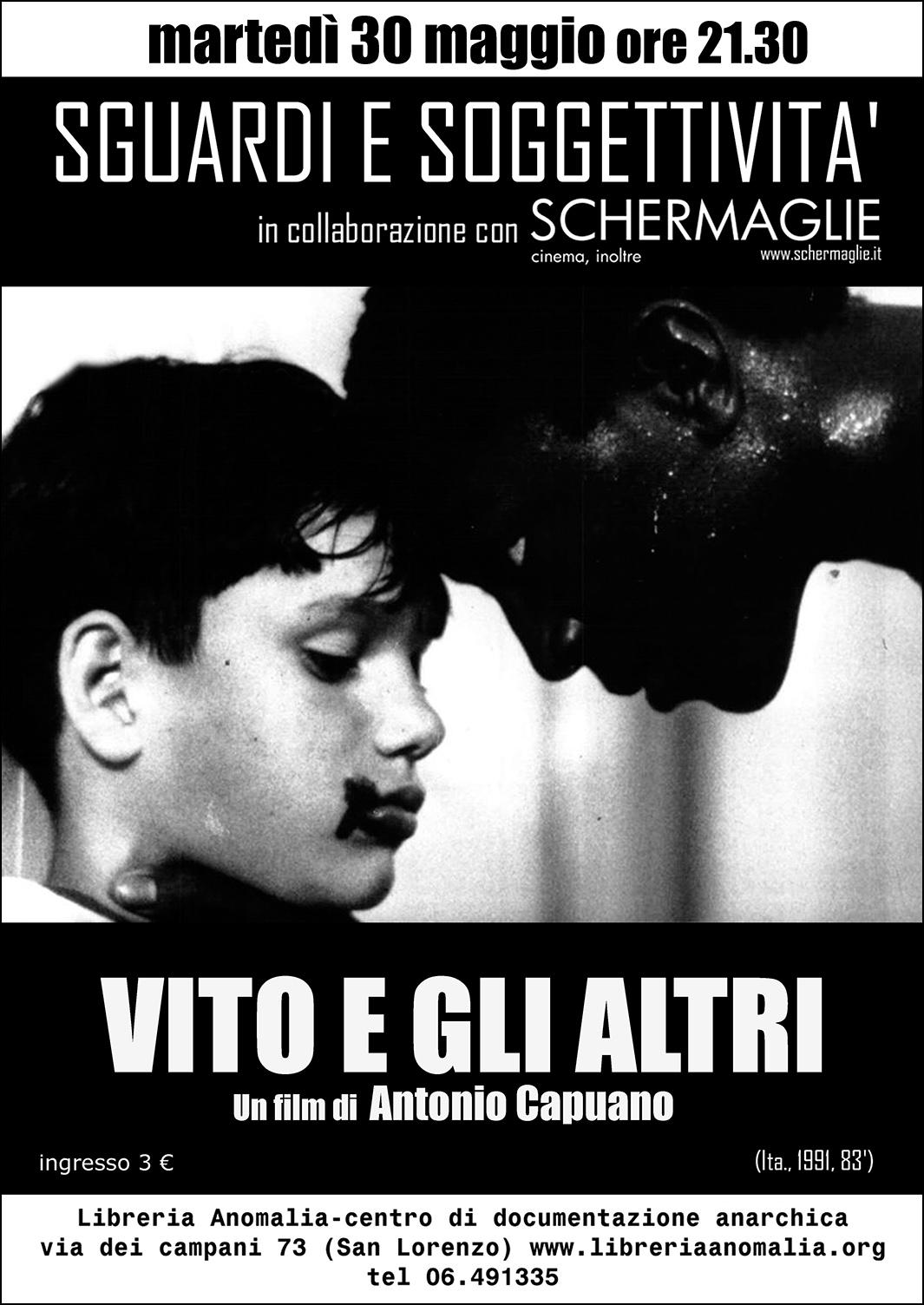 locandina del film Vito e gli altri