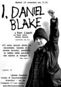 locandina del film I Daniel Blake