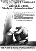 locandina iniziativa riduzione orario di lavoro