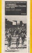 i comunisti e l'economia italiana 1944-1974
