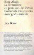 La formazione e i primi anni del partito comunista italiano