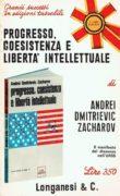 Progresso, coesistenza e libertà intellettuale