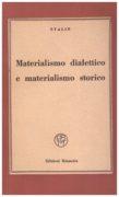 Materialismo dialettico e materialismo storico
