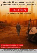 locandina presentazione rivista jacobin
