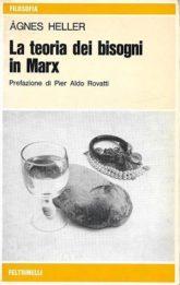 La teoria dei bisogni in Marx