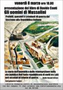 locandina presentazione libro gli uomini di mussolini