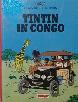 le avventure di tintin – tintin in congo