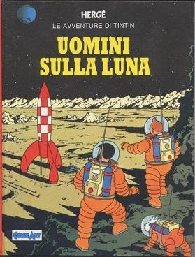 le avventure di tintin – Uomini sulla luna